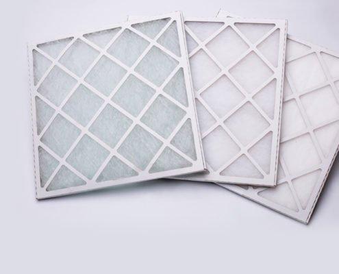 filtry powietrza