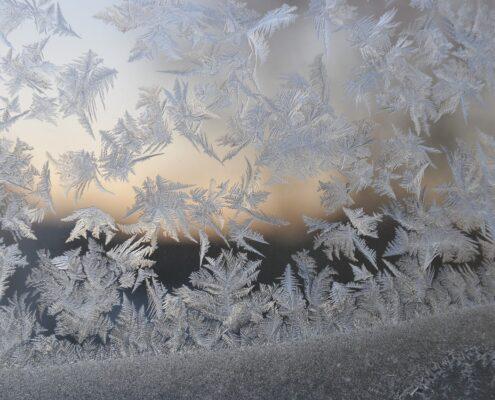 wymiana filtrów powietrza zimą