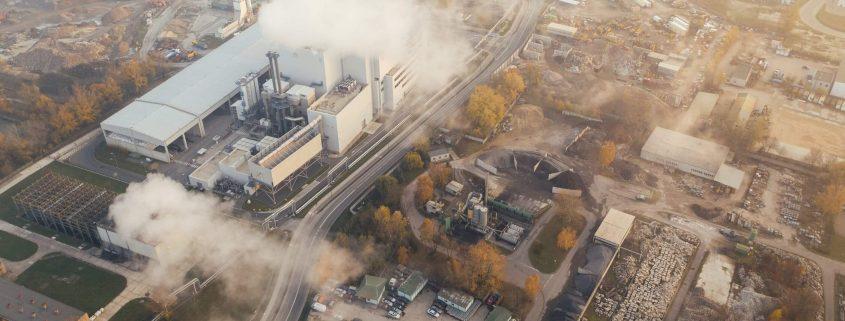 zanieczyszczenia na zewnątrz i ich wpływ na jakość powietrza w pomieszczeniach